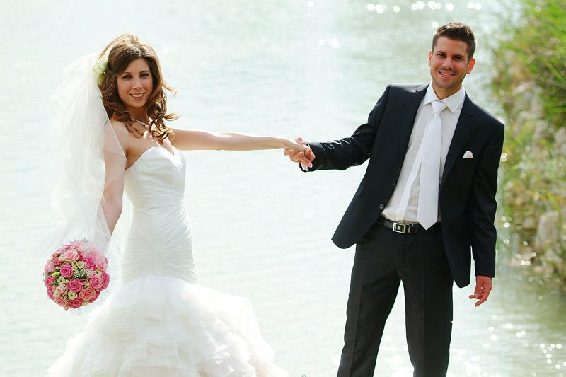 Esküvői fotózás forgószélben