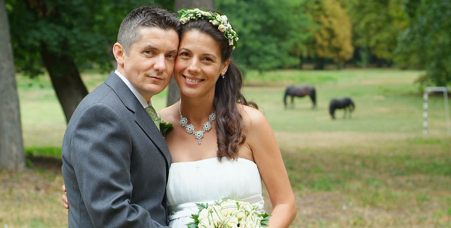 Kata és Zoli esküvője