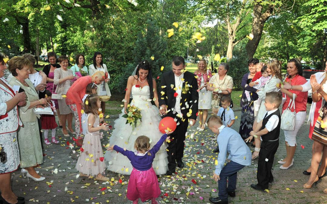 Viki és Laci szenzációs esküvői ajándéka