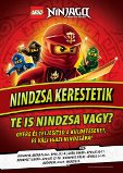 LEGO Ninjago Roadshow – kisnindzsa képző