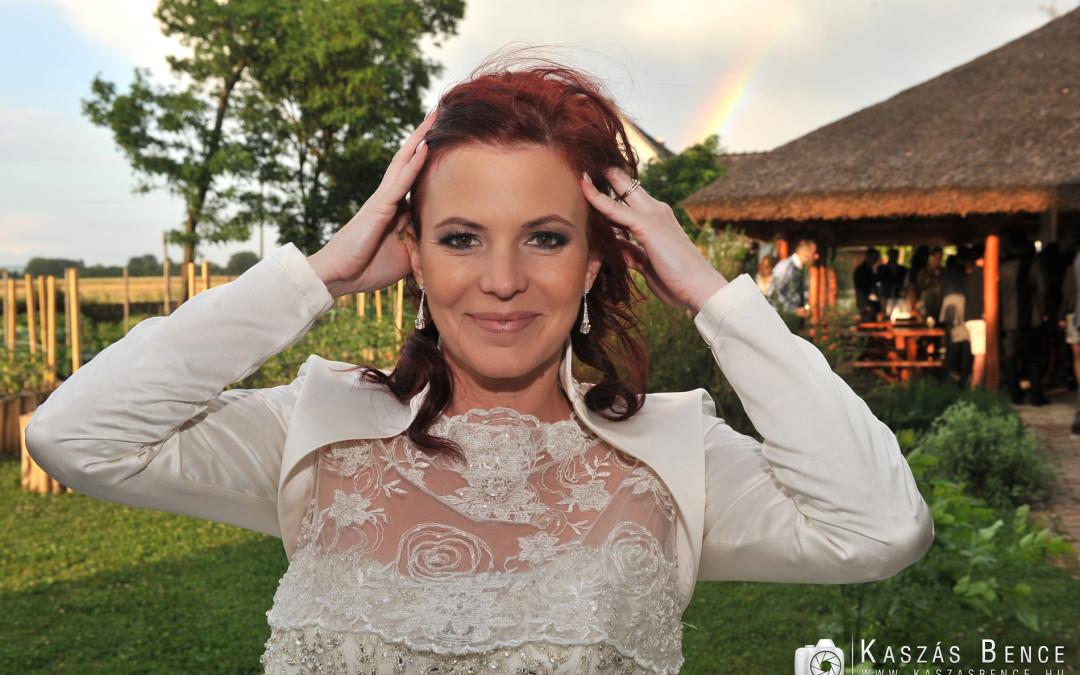 Over the rainbow – esküvő a szivárványos égbolt alatt!