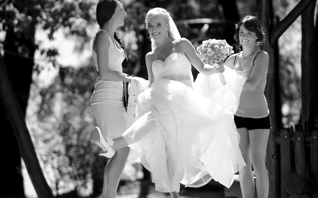 Cili és Krisztián esküvője